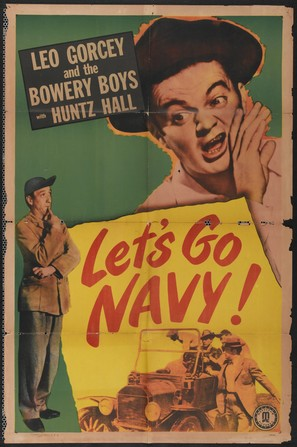 Let's Go Navy! - Re-release movie poster (thumbnail)