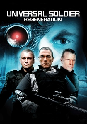 Universal Soldier: Regeneration - Movie Cover (thumbnail)