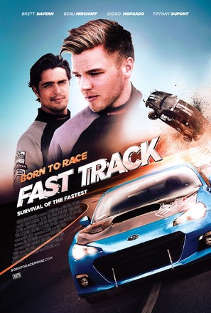 Born to Race: Fast Track - Movie Poster (thumbnail)