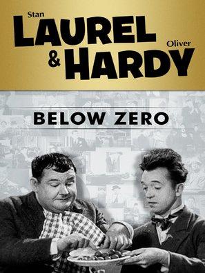 Below Zero - DVD movie cover (thumbnail)