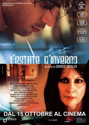 L'estate d'inverno - Italian Movie Poster (thumbnail)