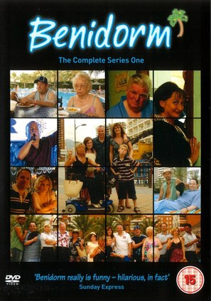 """Benidorm"" - British DVD cover (thumbnail)"