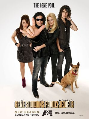 """Gene Simmons: Family Jewels"" - Movie Poster (thumbnail)"