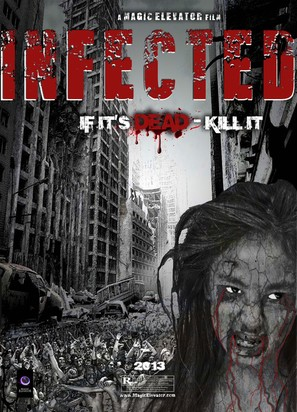 Infected - Movie Poster (thumbnail)