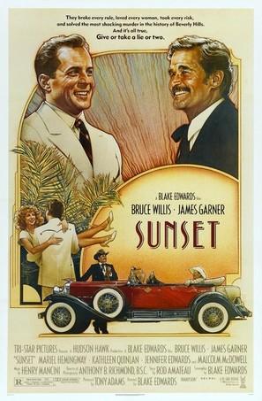Sunset - Movie Poster (thumbnail)