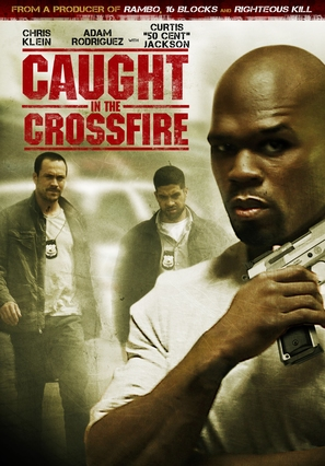 Caught in the Crossfire - DVD movie cover (thumbnail)