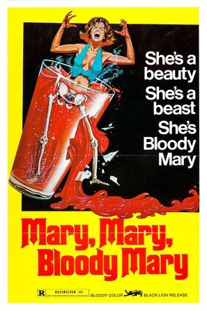 Mary, Mary, Bloody Mary - Movie Poster (thumbnail)