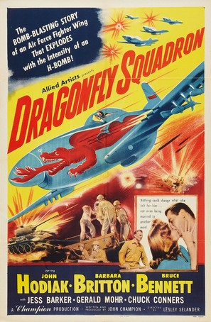 Dragonfly Squadron - Movie Poster (thumbnail)
