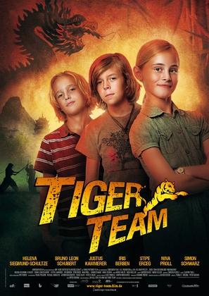 Tiger-Team - Der Berg der 1000 Drachen - German Movie Poster (thumbnail)