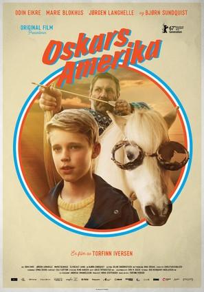 Oskars Amerika - Norwegian Movie Poster (thumbnail)