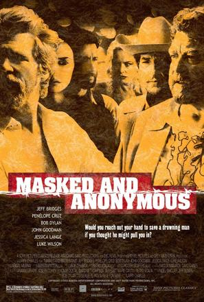 Masked And Anonymous - Movie Poster (thumbnail)