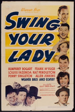 Swing Your Lady - Movie Poster (thumbnail)