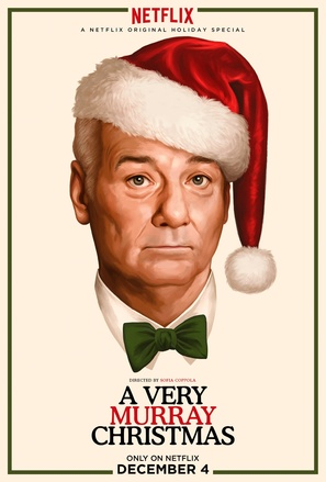 A Very Murray Christmas - Movie Poster (thumbnail)
