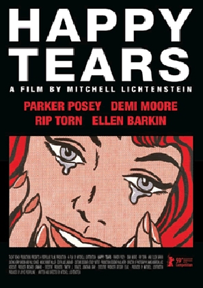 Happy Tears - British Movie Poster (thumbnail)