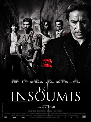 Les insoumis - French Movie Poster (thumbnail)