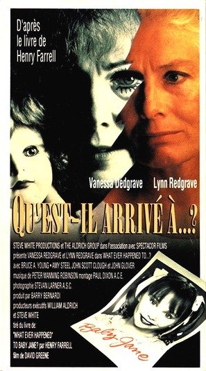 What Ever Happened to Baby Jane? (1991) movie posters