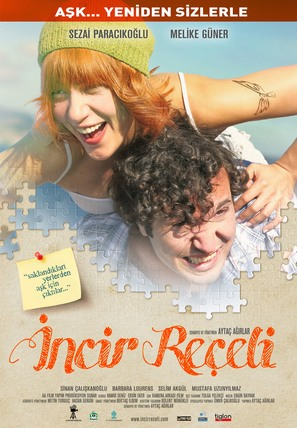 Incir Reçeli - Turkish Movie Poster (thumbnail)