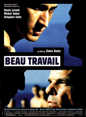 Beau travail - French Movie Poster (thumbnail)