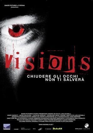 Visions - Italian Movie Poster (thumbnail)
