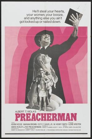 Preacherman - Movie Poster (thumbnail)