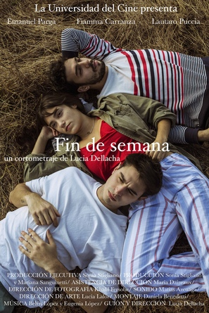 Fin de semana - Argentinian Movie Poster (thumbnail)