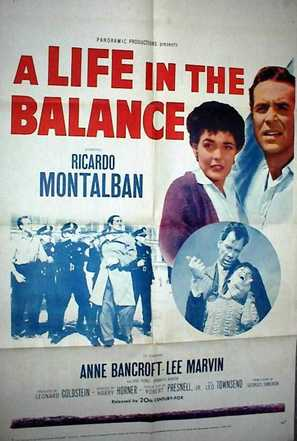 A Life in the Balance - Movie Poster (thumbnail)