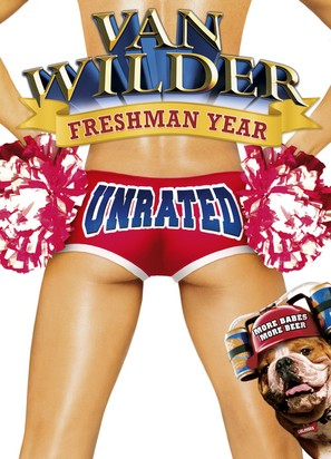 Van Wilder: Freshman Year - DVD cover (thumbnail)