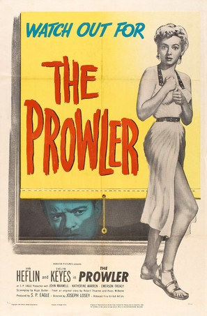 The Prowler - Movie Poster (thumbnail)