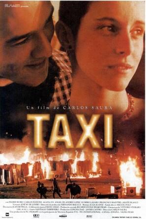 Taxi - Spanish Movie Poster (thumbnail)