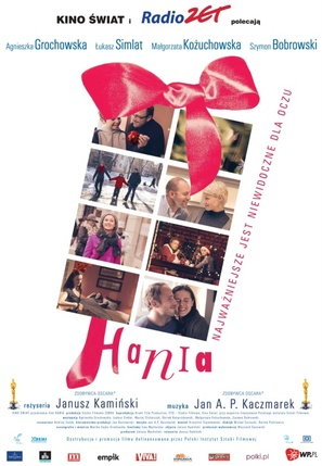 Hania - Polish poster (thumbnail)
