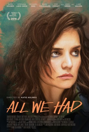 All We Had - Movie Poster (thumbnail)
