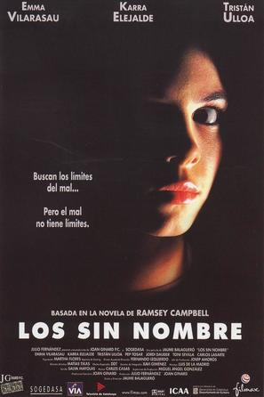 Los sin nombre - Spanish Movie Poster (thumbnail)