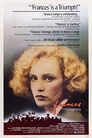 Frances - Movie Poster (thumbnail)