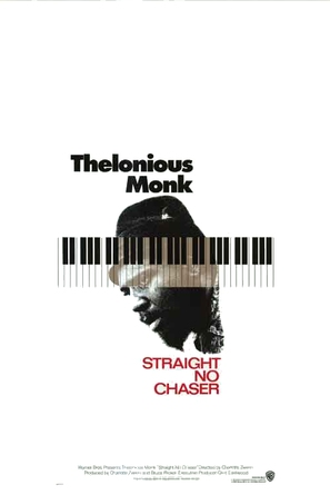 Thelonious Monk: Straight, No Chaser - Movie Poster (thumbnail)