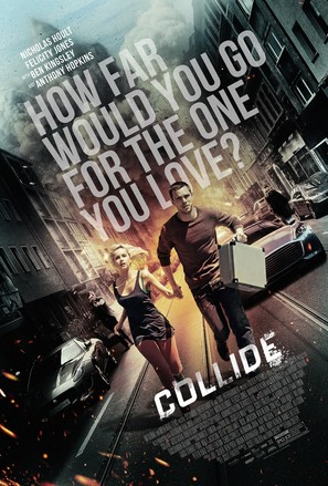 Collide - Movie Poster (thumbnail)
