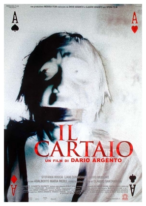 Il cartaio - Italian Movie Poster (thumbnail)