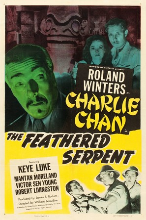 The Feathered Serpent - Movie Poster (thumbnail)