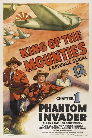 King of the Mounties - Movie Poster (thumbnail)