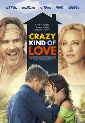 Crazy Kind of Love - Movie Poster (thumbnail)