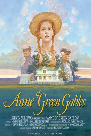 Anne of Green Gables - Canadian Movie Poster (thumbnail)