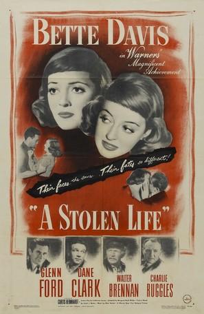 A Stolen Life - Movie Poster (thumbnail)
