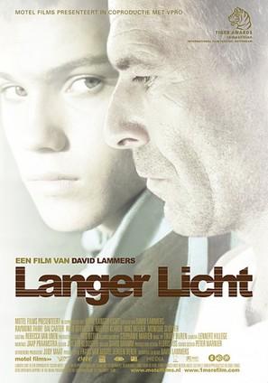 Langer licht - Dutch Movie Poster (thumbnail)