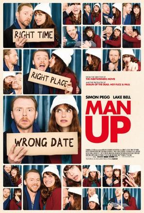 Man Up - British Movie Poster (thumbnail)