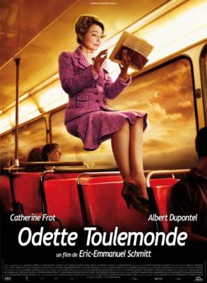 Odette Toulemonde - French Movie Poster (thumbnail)