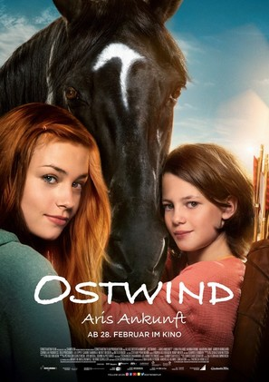 Ostwind - Aris Ankunft - German Movie Poster (thumbnail)