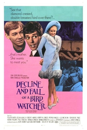 Decline and Fall... of a Birdwatcher - Movie Poster (thumbnail)
