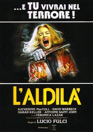 E tu vivrai nel terrore - L'aldilà - Italian Movie Poster (thumbnail)