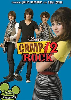 Camp Rock 2 - Movie Poster (thumbnail)