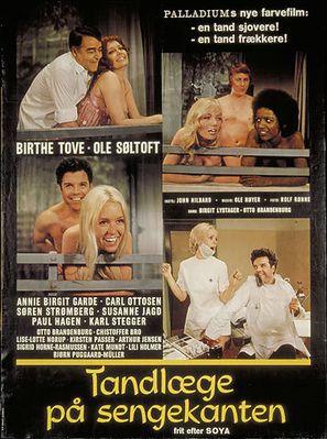 Tandlæge på sengekanten - Danish Movie Poster (thumbnail)