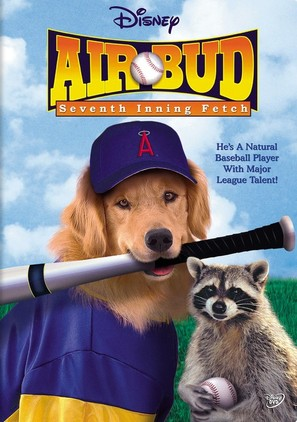 Air Bud: Seventh Inning Fetch - DVD movie cover (thumbnail)